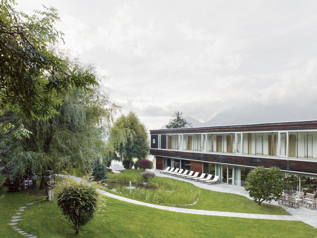 Wellness for your Body, Soul and Mind at Lanserhof