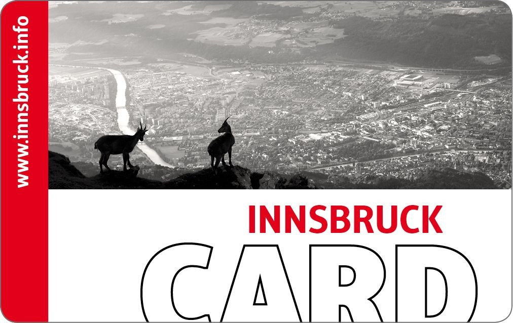 Innsbruck all inclusive Card