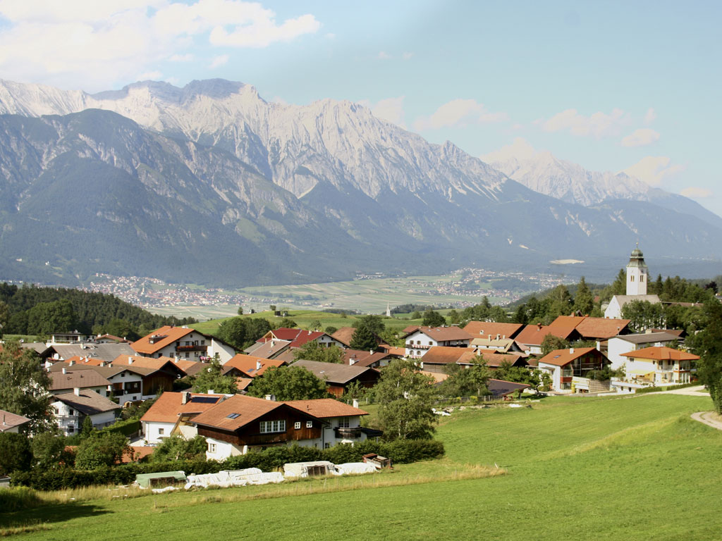 A holiday in paradise in Lans near Innsbruck