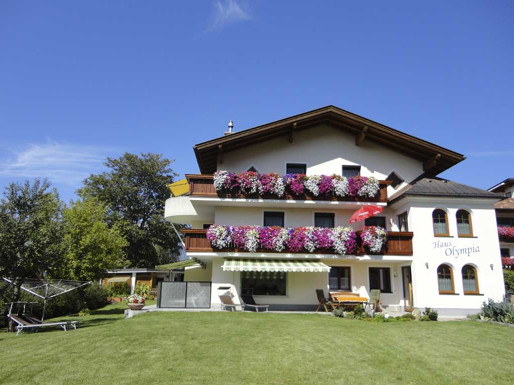 Holiday Apartments Haus Olympia in Lans near Innsbruck