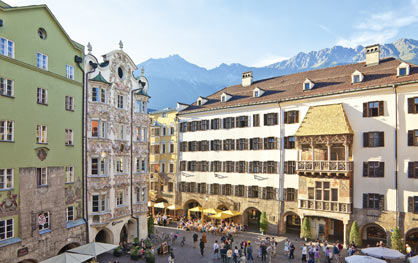 Innsbruck at your Doorstep