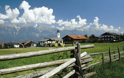 Lans – Village above Innsbruck